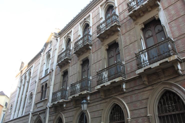 Antiguo Hospital de Santo Tomás (Málaga). ©Luis Reyes