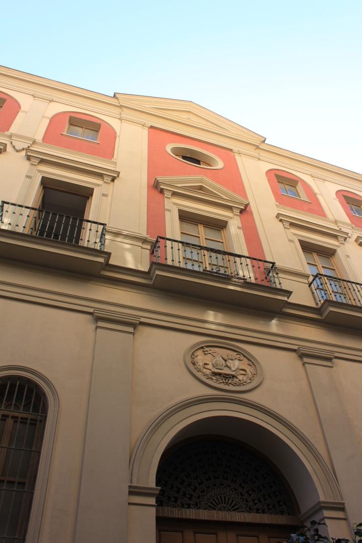 Antiguo Convento de San Agustín (Málaga). ©Luis Reyes
