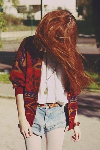 Chica Hipster