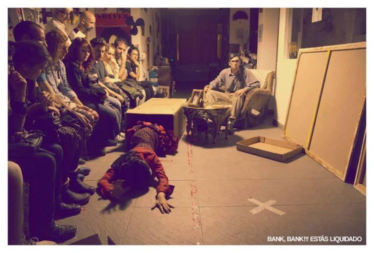 "Imagen. ""t3atro&flamenko"". MARTINDEARRIBA"